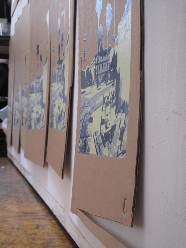 Cellspace open studios 2011