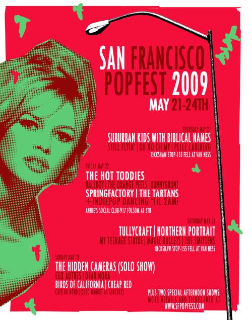 sf popfest poster