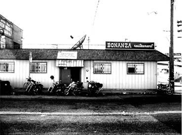 bonanza restaurant in Bayview