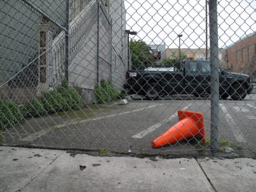 Fenced Cone