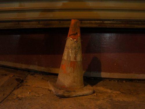 Crusty Cone