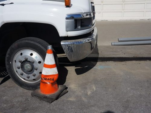 Obstacle Cone