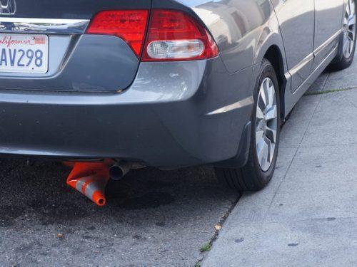Bad Driver Cone