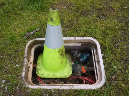 Electrical Cone