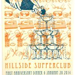 Hillside Supperclub First Anniversary
