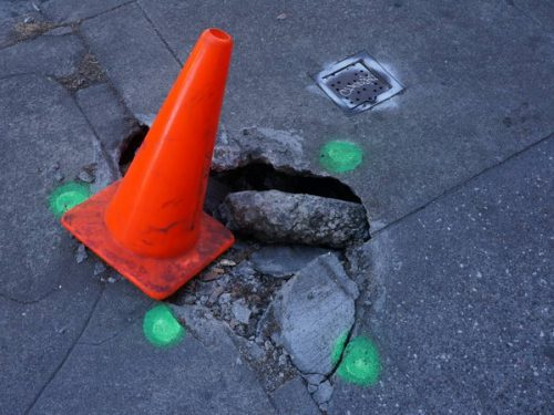 Hole Cone