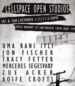 2011 Open Studio Flier