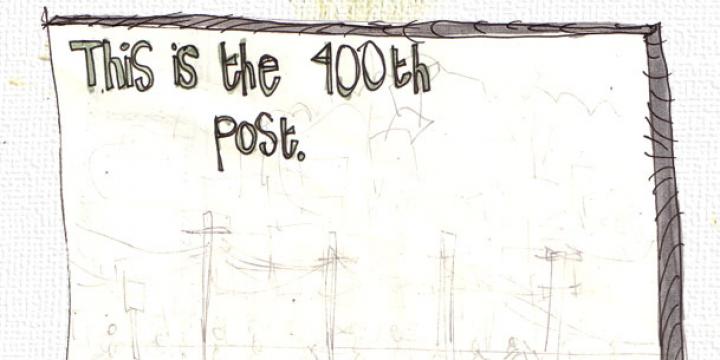 400th Post