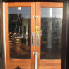 Arbor Sign Door