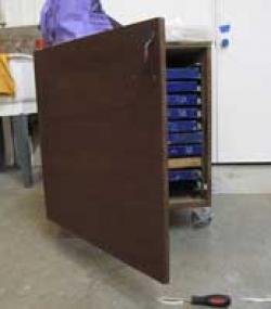 Cabinet Door Montage