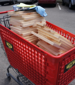 Cart O Pine