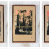 """Three Cones in the Park"" 