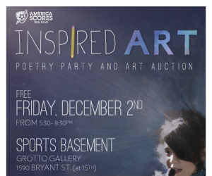 Inspired Art Flyer