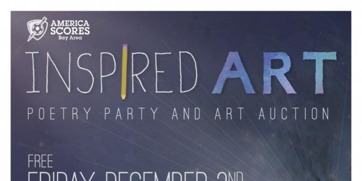 Inspired Art Flyer