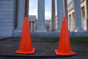 Legion Of Honor Cones