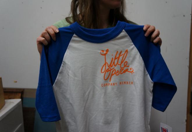 Little Opera Shirt 2013 March6