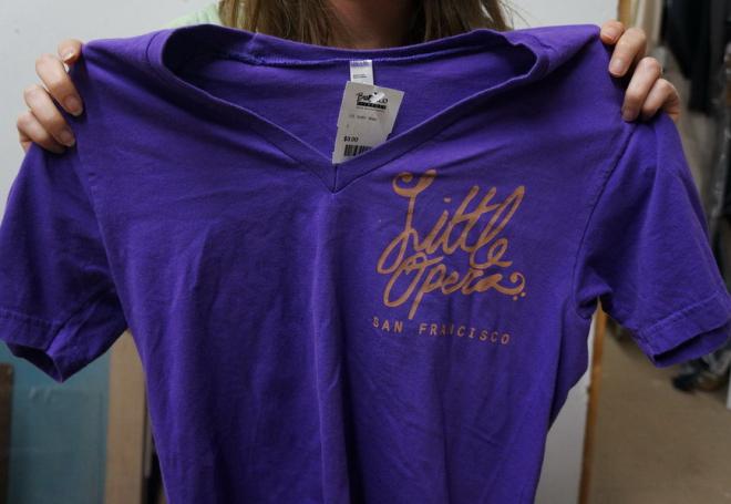 Little Opera Shirt 2013 March7