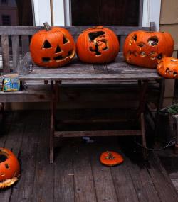 Orange October 2014