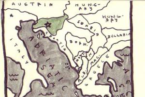 Slovenia Map
