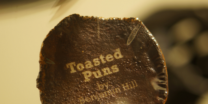 Toasted Pun Title