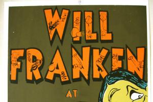 Will Franken Poster2