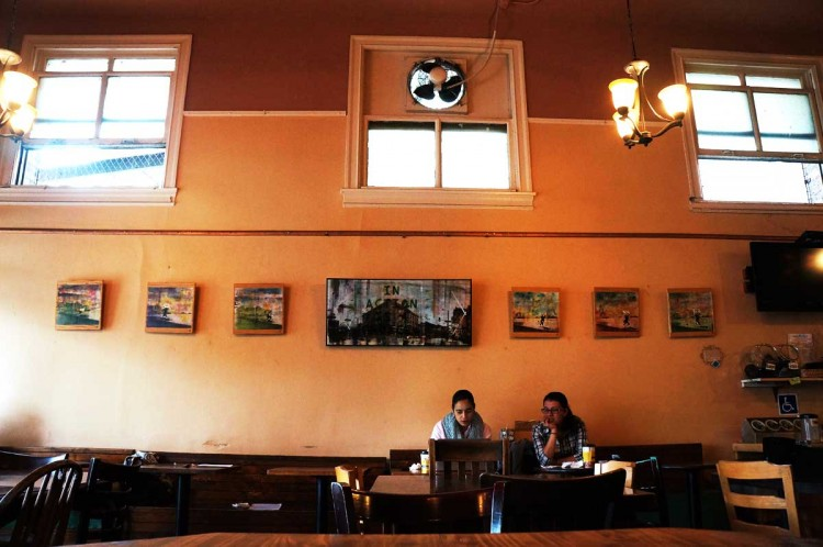 Cafe La Boheme | San Francisco CA | October 2014