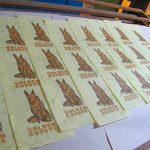 Golden Coyote Labels