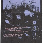 2008 CELLspace Open Studios Poster