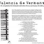 Valencia to Vermont